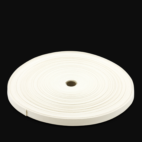 Image for Natural Untreated Class 1 Cotton Webbing Type I 3/4