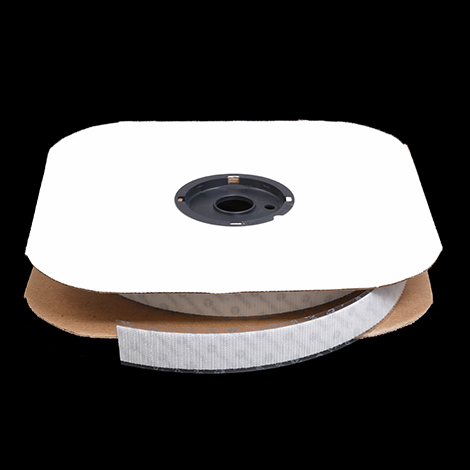 Image for Velcro Polyester Tape Hook #81 Adhesive Backing #155553 1