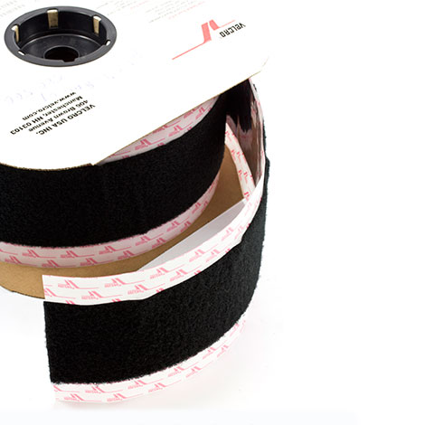 Image for Velcro Nylon Tape Loop #1000 Adhesive Backing #183476 3