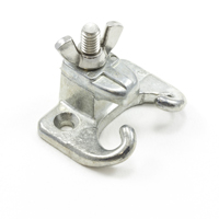 "Thumbnail Image for Head Rod Clamp with Stainless Steel Fasteners for Wood #6 Zinc Die-Cast 1/2"" Iron"