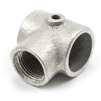 "Thumbnail Image for Tee Slip without Set Screws #4 3/4"" Pipe"