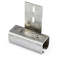 Thumbnail Image for Duratrack Splice Wall Mount Up #16TSWMUSS Stainless Steel Type 304 4