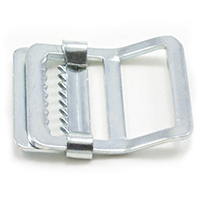 Thumbnail Image for Tongueless Buckle #635 Zinc Plated 1""