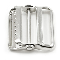 Thumbnail Image for Tongueless Buckle Type 1, 2 and 3 #5270 Nickel Plated 2""