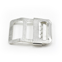 "Thumbnail Image for Tongueless Buckle Type 1, 2 and 3 #01055 Cadmium Plated 1""(ED) (ALT)"