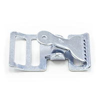 Thumbnail Image for Push-Button Buckle #3105 Zinc Plated 1""
