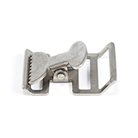 Thumbnail Image for Push-Button Buckle #6105 Stainless Steel 1-1/2""