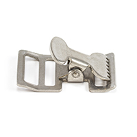 Thumbnail Image for Buckle Push-Button #6105 Stainless Steel 1""