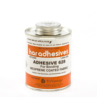 Thumbnail Image for HAR Neoprene Coated Fabrics Adhesive 628 1-pt Brushtop Can from Trivantage