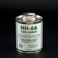 Thumbnail Image for HH-66 Vinyl Cement 1-pt Brushtop Can