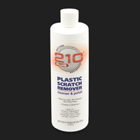 Thumbnail Image for 210 Plus Plastic Scratch Remover 15-oz Bottle