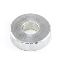 "Thumbnail Image for Aluminum Washer / Spacer 1.75"" Diameter x 0.50"" Thick 10-pk"