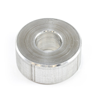 "Thumbnail Image for Aluminum Washer / Spacer 1.75"" Diameter x 0.75"" Thick 10-pk"