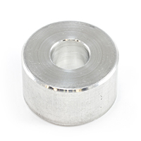 "Thumbnail Image for Aluminum Washer / Spacer 1.75"" Diameter x 1"" Thick 10-pk"
