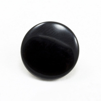 Thumbnail Image for DOT Durable Enamel Button 93-X2-10128-1339-1V Black 100-pk from Trivantage