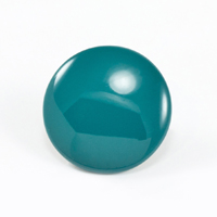 Thumbnail Image for DOT Durable Enamel Button 93-X2-10128-1290-1V Medium Turquoise 100-pk from Trivantage