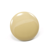 Thumbnail Image for DOT Durable Enamel Button 93-X2-10128-2595-1V Butternut Beige 100-pk from Trivantage