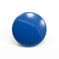 Thumbnail Image for DOT Durable Enamel Button 93-X2-10128-9012-1V Ranch Blue 100-pk from Trivantage