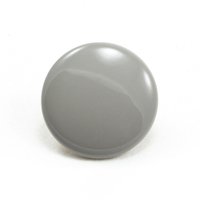 Thumbnail Image for DOT Durable Enamel Button 93-X2-10128-9000-1V Cadet Grey 100-pk from Trivantage