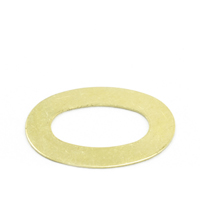 Thumbnail Image for DOT Common Sense Washer 91-BS-78505-2D Gilt Brass 1000-pk (DSO)