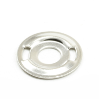 Thumbnail Image for DOT Lift-The-Dot Washer 90-BS-16501-1A Nickel Plated Brass 100-pk