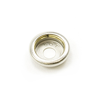Thumbnail Image for DOT Durable Socket 93-XB-10224-1A Nickel Plated Brass 100-pk