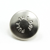 Thumbnail Image for DOT Pull-The-Dot Cap 92-XE-18100-A1A Nickel Plated Brass 100-pk