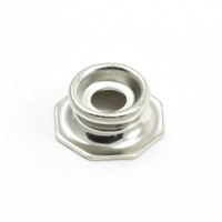 Thumbnail Image for DOT Pull-The-Dot Stud 92-BS-18303-1A Nickel Plated Brass 100-pk