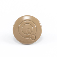 Thumbnail Image for Q-Snap Q-Cap Stainless Steel Type 316 Normal Shaft 4mm Khaki 100-pk