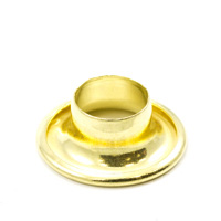 Grommet with Spur Washer #2 Paraffin Coated Brass 25-gr $551.20