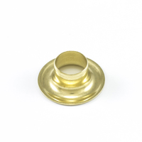 "Thumbnail Image for DOT Grommet only #4 Brass #20-00904-5000XB 1/2"" 125-gross Drum (LAS)"