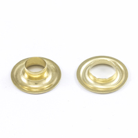 Thumbnail Image for DOT Grommet with A1340 Neck Washer #1 Brass 25-gr