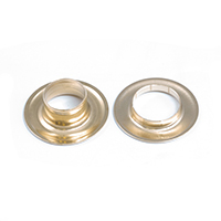 Thumbnail Image for DOT Grommet with #2J Neck Washer Brass 25-gr