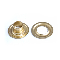 "Thumbnail Image for DOT Grommet with Plain Washer #1J Brass 9/32"" 1-gr"