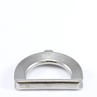 Thumbnail Image for Polyfab Pro Easy-Hold Dee Ring #SS-DRHD-10 10x55mm