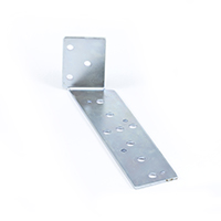 Thumbnail Image for Polyfab Pro Fascia Bracket for 20 Degree Rafter Angle Left #ZN-FBLH