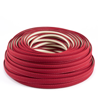 Thumbnail Image for Steel Stitch Sunbrella Covered ZipStrip with Tenara Thread #4603 Jockey Red 160' (Full Rolls Only)