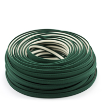 Thumbnail Image for Steel Stitch Sunbrella Covered ZipStrip with Tenara Thread #4637 Forest Green 160' (Full Rolls Only)