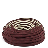 Thumbnail Image for Steel Stitch Sunbrella Covered ZipStrip #6040 Black Cherry 160' (Full Rolls Only)