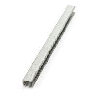 "Thumbnail Image for Staple Divergent Point Galvanized 3/8"" Length, 5/16"" Crown 5000-pk"