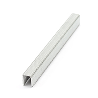 "Thumbnail Image for Staple Divergent Point Galvanized 1/2"" Length, 5/16"" Crown 5000-pk"