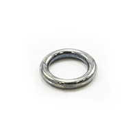 O-Ring Zinc Die-Cast 3/8' ID x 3/32' 13-ga (Standard Pack 1000 Each) $0.09