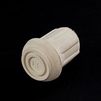 "Thumbnail Image for Rubber Crutch Tip #17 5/8"" Tubing (3/8"" Pipe) White"