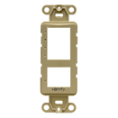 Thumbnail Image for Somfy DecoFlex 4-Channel Face Plate #61114044 Ivory from Trivantage