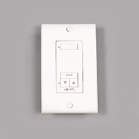 Thumbnail Image for Somfy DecoFlex 1-Channel WireFree RTS #1810897 White from Trivantage