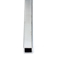 "Thumbnail Image for Aluminum Tubing 1"" Square x 0.125 x 24'"