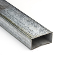 "Thumbnail Image for Gatorshield Galvanized Steel Rectangle Tubing 18-ga 1"" x 2"" OD 24'"