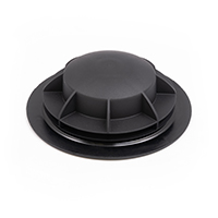Thumbnail Image for SoftVent Vented Pole Cap Black