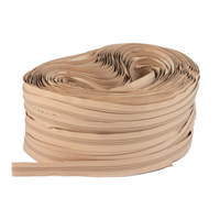 "Thumbnail Image for YKK® ZIPLON® Chain #5CF 5/8"" Tape Beige 218-yd (Full Rolls Only)"