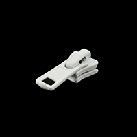 Thumbnail Image for YKK® VISLON® #5 Metal Sliders #5VSDA AutoLok Standard Single Pull Tab White from Trivantage